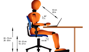 Office Ergonomics Training By Healthandsafetytrainers.ca